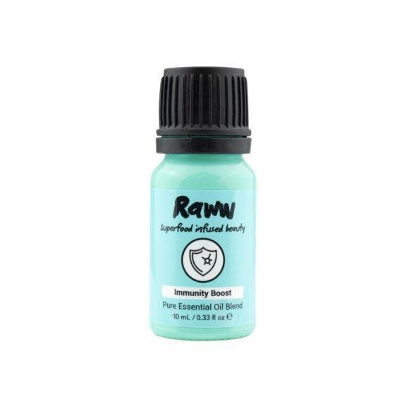 Raww Immunity Boost Pure Essential Oil Blend 10ml