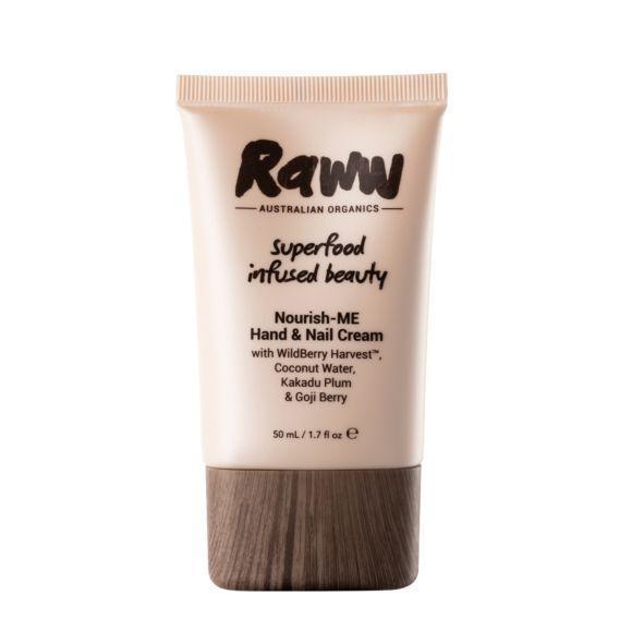 Raww Nourish-ME Hand & Nail Cream 50ml