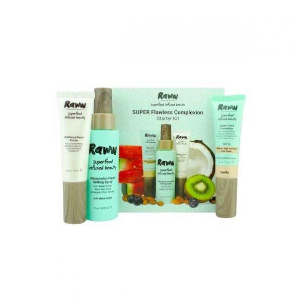 Raww Super Flawless Complexion Kit