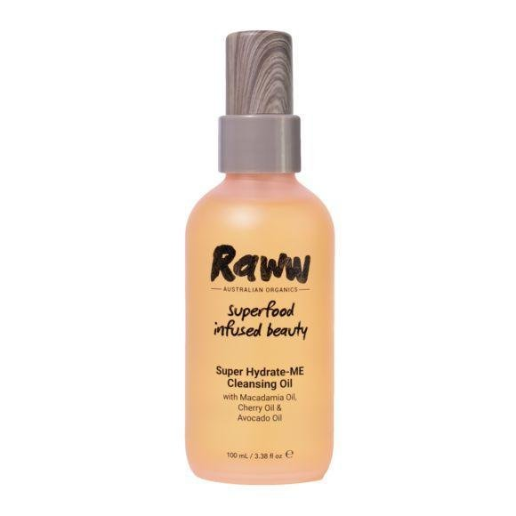 Raww Super Hydrate-ME Cleansing Oil 100ml