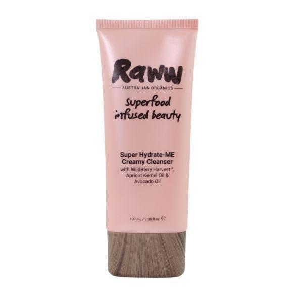 Raww Super Hydrate-ME Creamy Cleanser 100ml