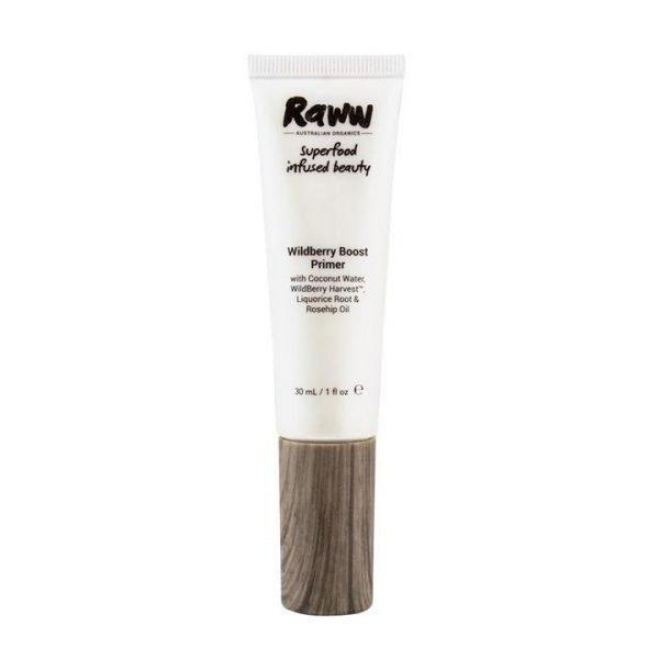 Raww Wildberry Boost Primer 30ml