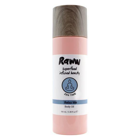 Raww Zen Time Body Oil 100ml