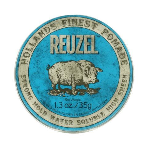 Reuzel Blue Strong Hold High Sheen Pomade 35g