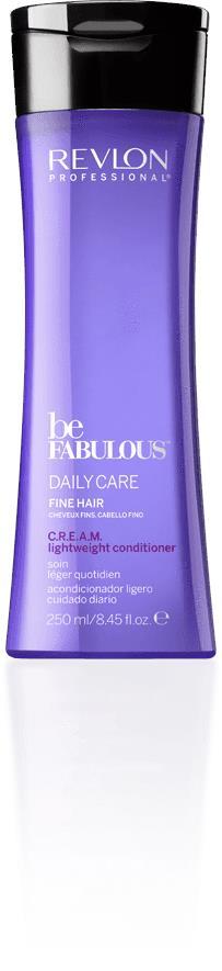 Revlon Professional Be Fabulous Daily Care Fine Cream Lightweight Conditioner 250ml