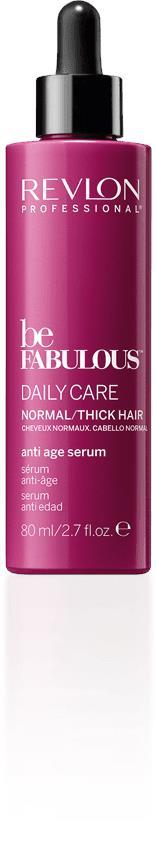 Revlon Professional Be Fabulous Daily Care Normal Anti Age Serum 80ml