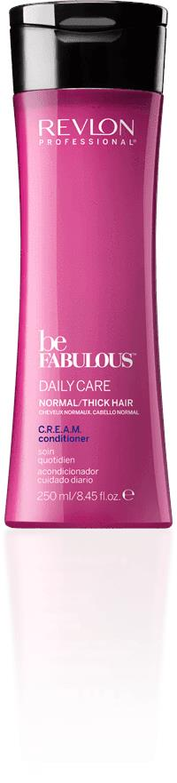 Revlon Professional Be Fabulous Daily Care Normal Cream Conditioner 250ml