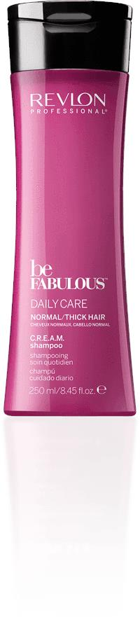 Revlon Professional Be Fabulous Daily Care Normal Cream Shampoo 250ml