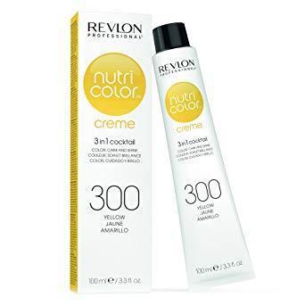 Revlon Professional Nutri Color Creme 300 Yellow 100ml