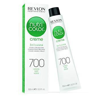 Revlon Professional Nutri Color Creme 700 Green 100ml