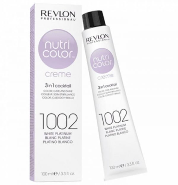 Revlon Professional Nutri colour Creme 1002 White Platinum 100ml