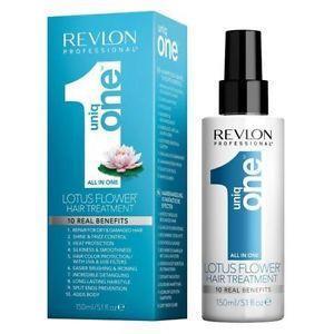 Revlon Professional Uniq One Lotus Flower All In One Hair Treatment 150ml