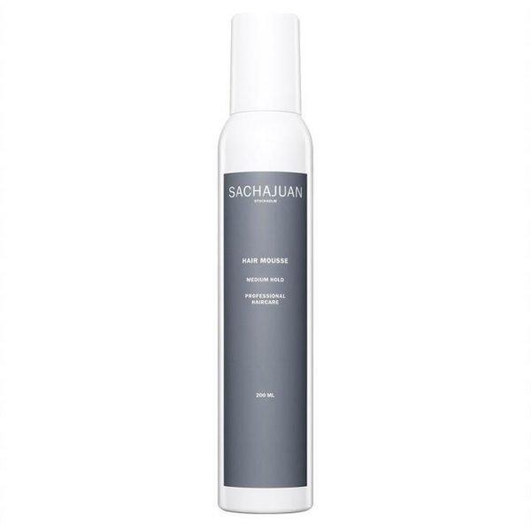 Sachajuan Hair Mousse Medium Hold 200ml