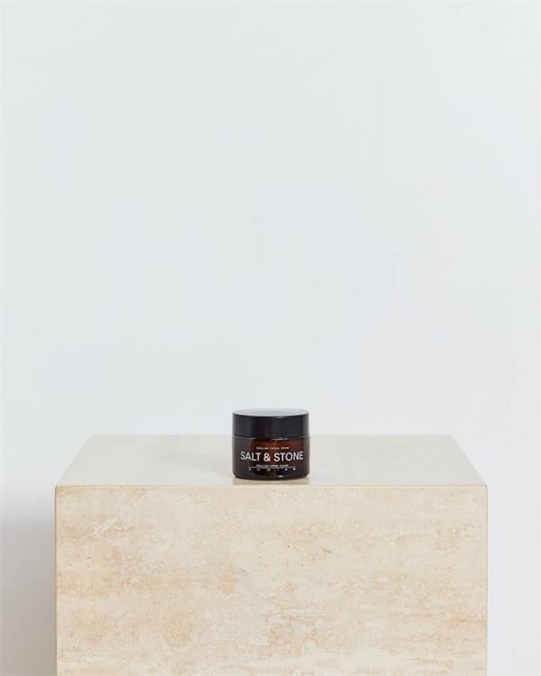 Salt & Stone Squalane Facial Cream - Bed Threads