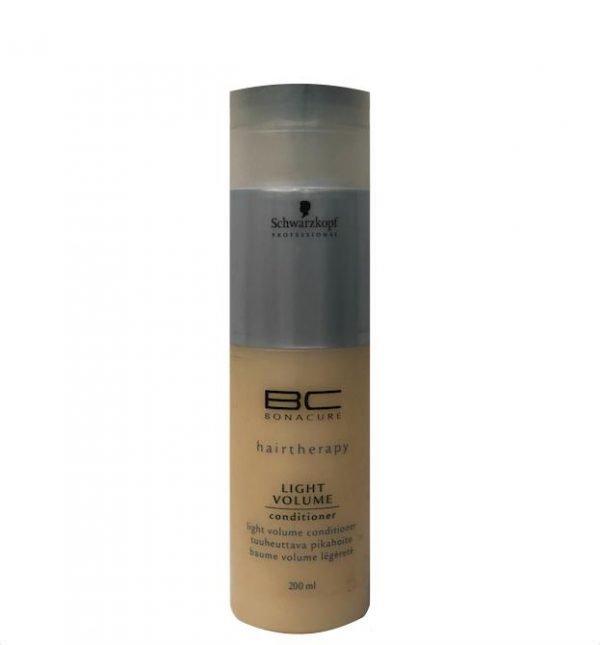Schwarzkopf BC BONACURE Hair Therapy Light Volume Conditioner 200ml