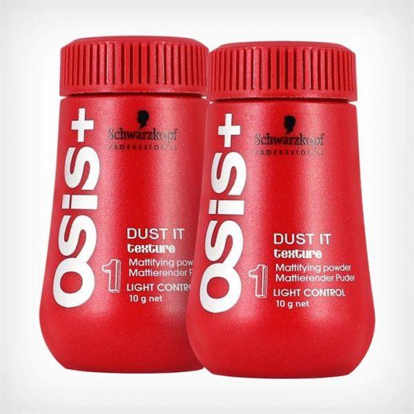 Schwarzkopf OSIS+ Dust It 10g Mattifying Powder Duo Pack