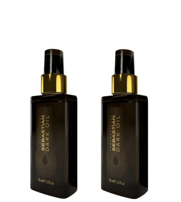 Sebastian Dark Oil 95ml x 2 Duo Pack