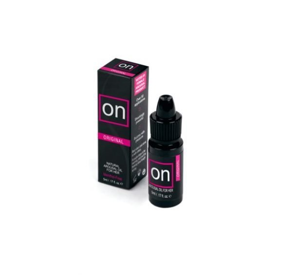 Sensuva On For Her Natural Arousal Oil 5ml