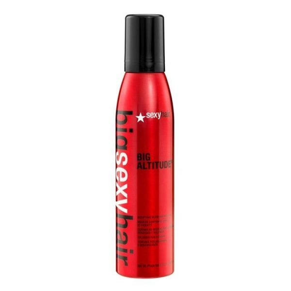 Sexy Hair Big Altitude Blow Dry Mousse 210ml