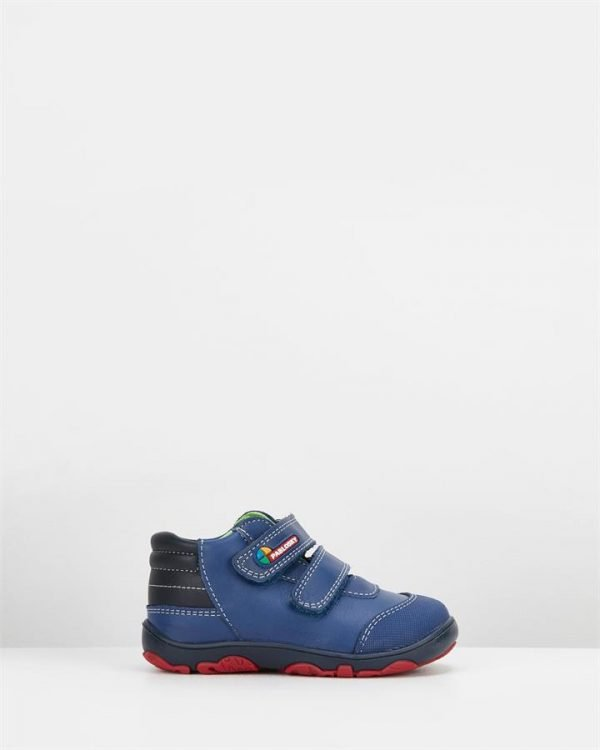 Sf Strap Boot B 014742 Inf Blue/Black
