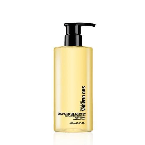 Shu Uemura Cleansing Oil Shampoo Gentle Radiance Shampoo 400ml