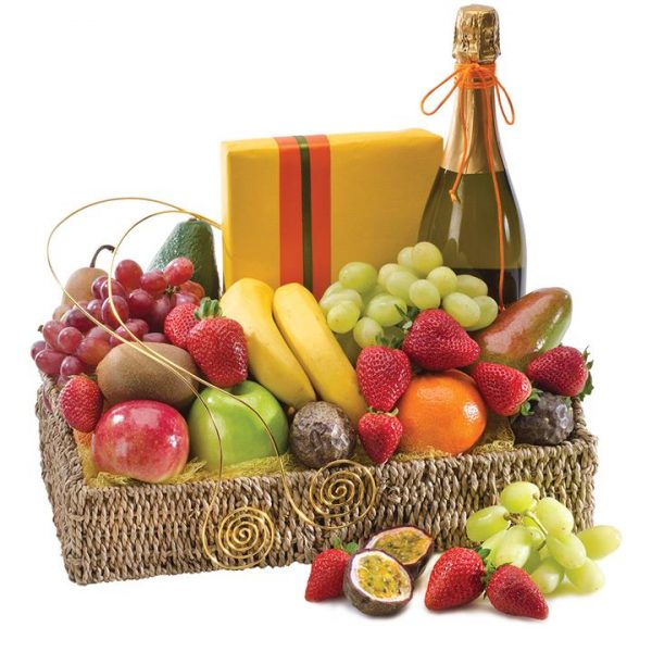So Special - Fruit, Wine and Chocolate Hamper