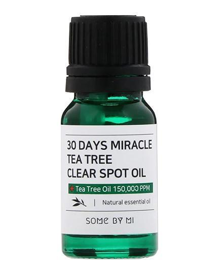 Some By Mi 30 Days Miracle Tea Tree Spot Oil 10ml