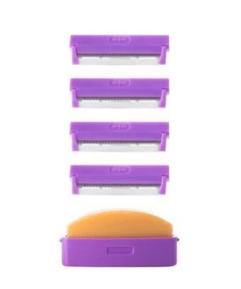 Sphynx Portable Razor Refill - Berry Haute