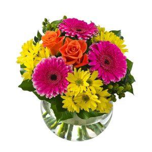 Splice - Bright Bouquet in a Vase