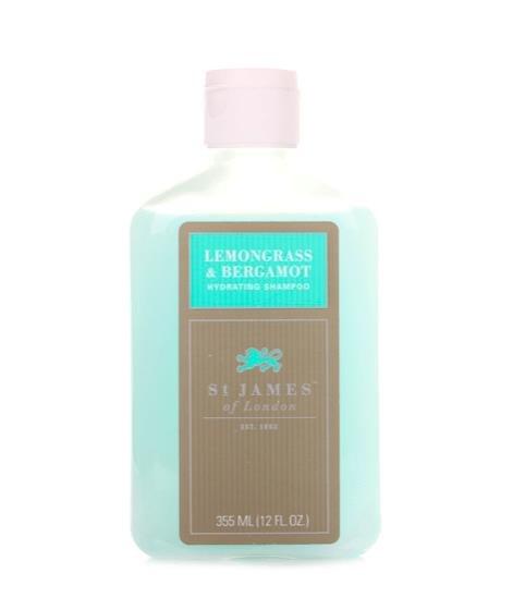 St James of London Lemongrass & Bergamot Shampoo 355ml