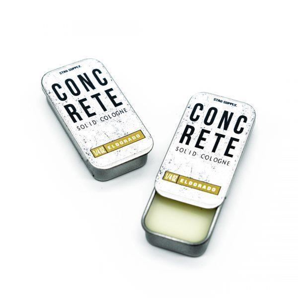 Stag Supply CONCRETE Solid Cologne El Dorado 7g