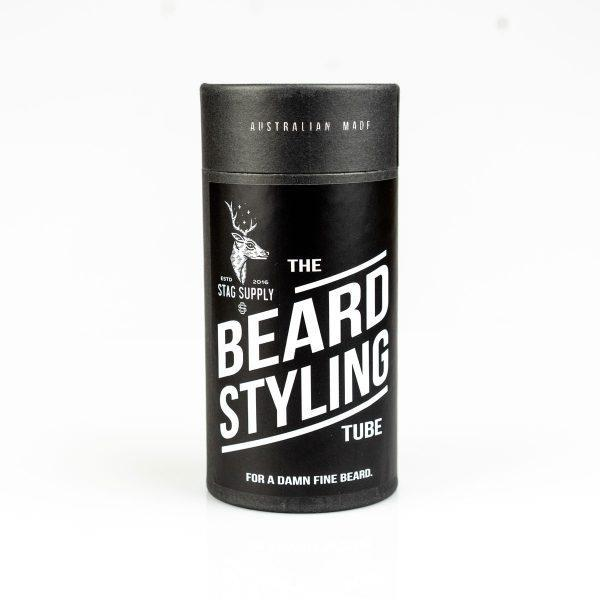 Stag Supply The Beard Styling Tube Gift Pack