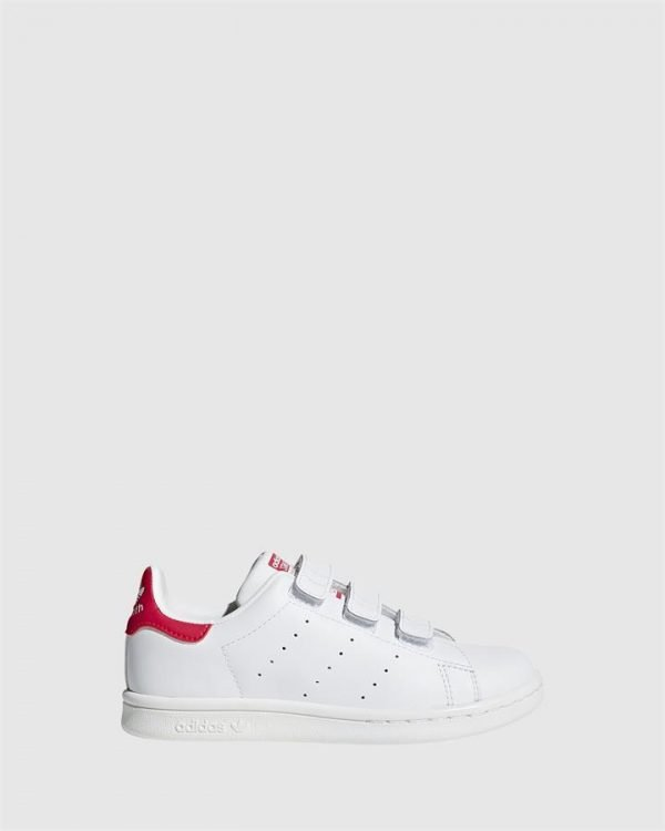 Stan Smith Sf Ps G White/Bold Pink
