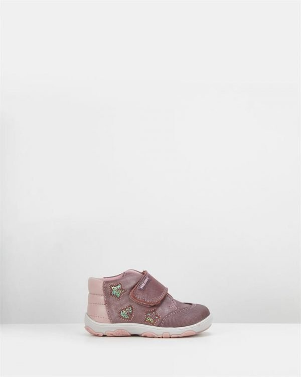 Star Boot G 015880 Inf Rose Metallic