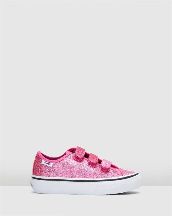 Style 23 V Glitter Yth G Pink Glitter