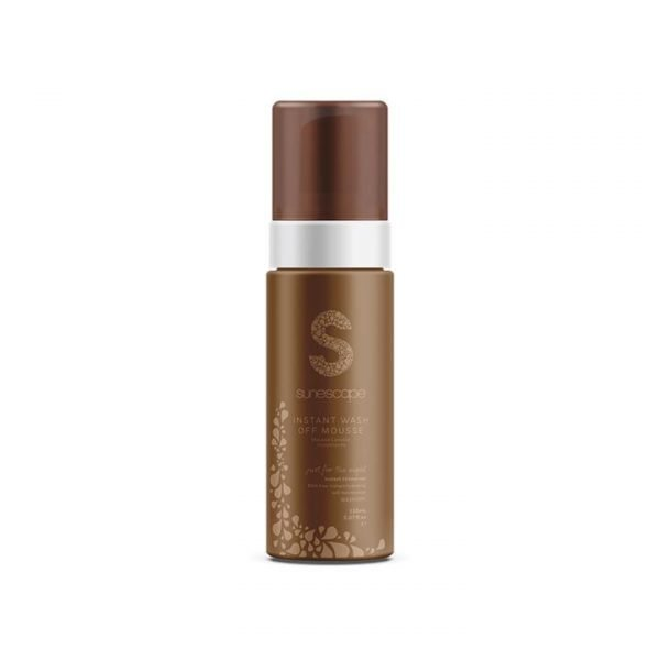 Sunescape Instant Wash Off Mousse 150ml
