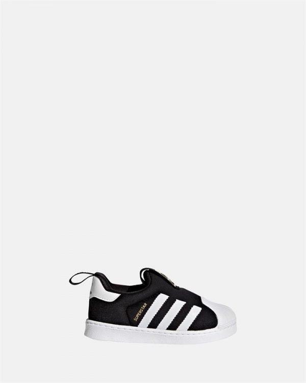 Superstar 360 Inf B Black/White