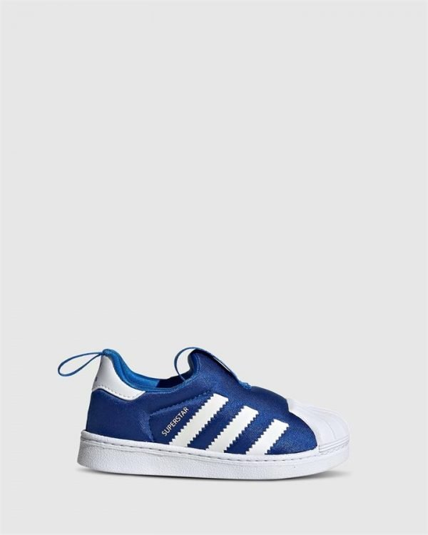 Superstar 360 Inf B Royal Blue/White