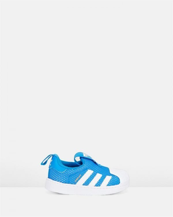 Superstar 360 Inf B White/Blue