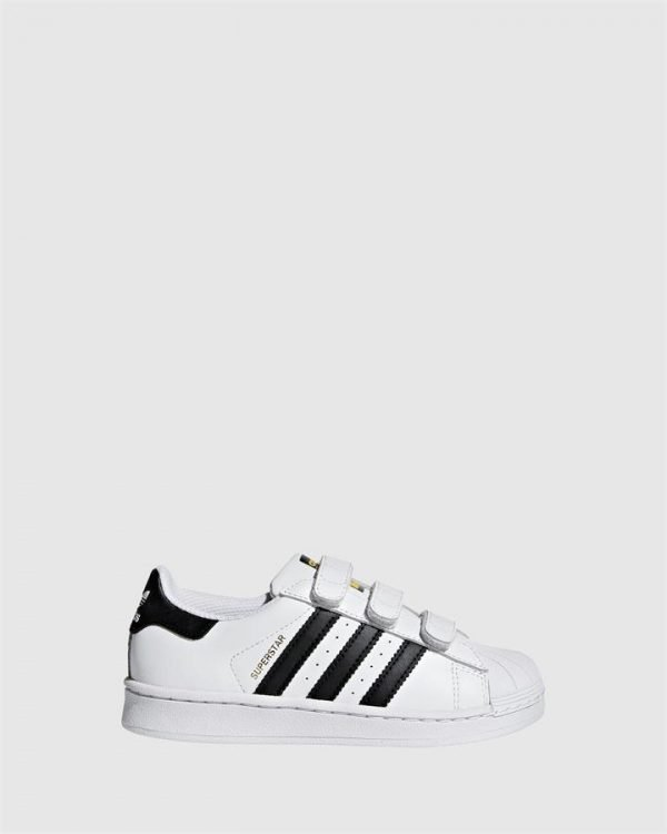 Superstar Foundation Sf Ps B White/Black