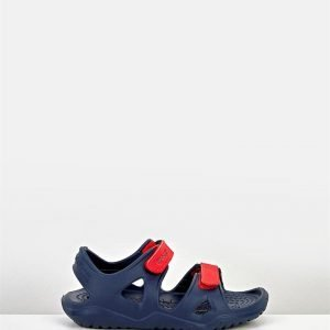 Swiftwater River Sandal B Navy/Flame
