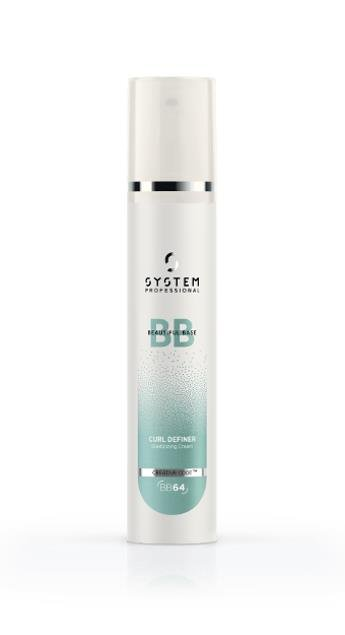 System Professional BB Curl Definer Smoothing Cream 200ml