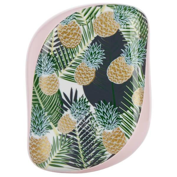 Tangle Teezer Compact Styler Detangling Hairbrush Palms & Pineapples