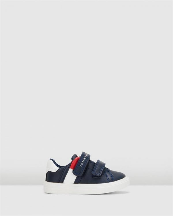 Th Sf Big Flag Sneaker B Navy
