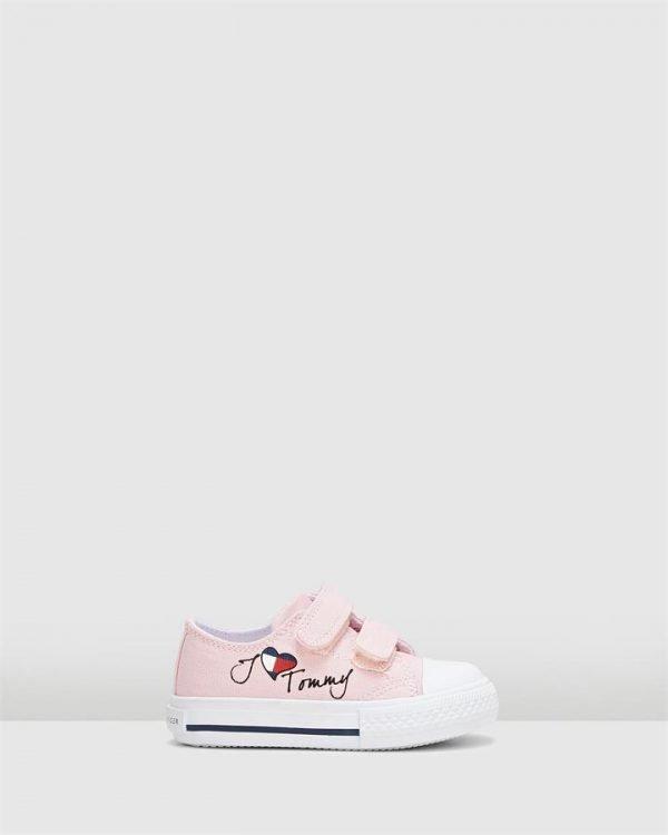 Th Sf Heart Sneaker Pink