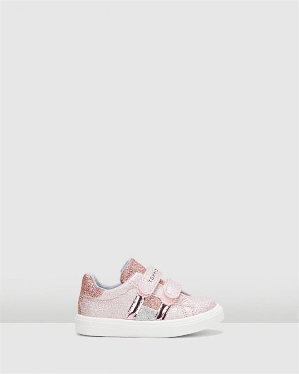 Th Sf Shimmer Sneaker G Pink