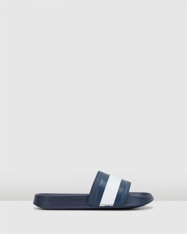 Th Slider Pool Slide Snr Navy/Red/White