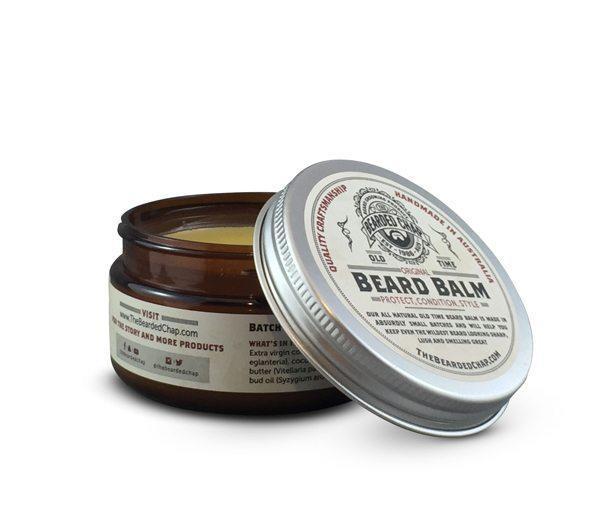 The Bearded Chap Original Beard Balm 100g