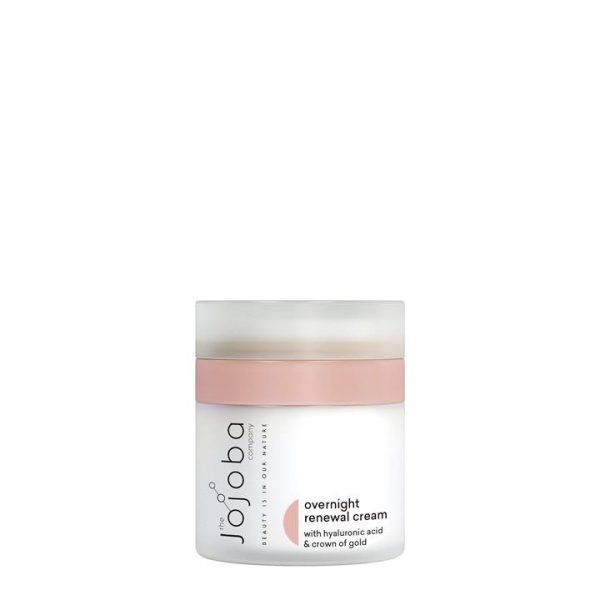 The Jojoba Company Overnight Renewal Cream 50ml