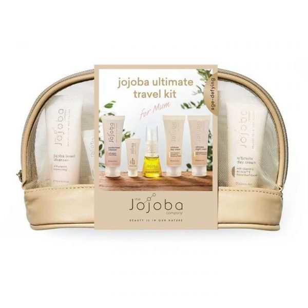 The Jojoba Company Ultimate Travel Kit